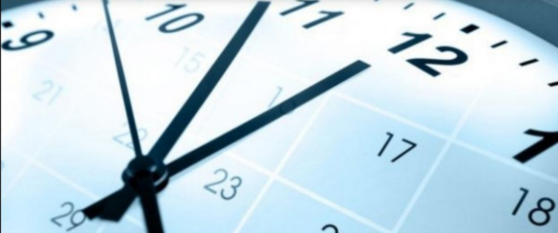 أهمية الوقت وطرق تدبيره